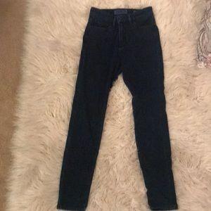 Woman's Lucky Brand Bridgette Skinny jeans